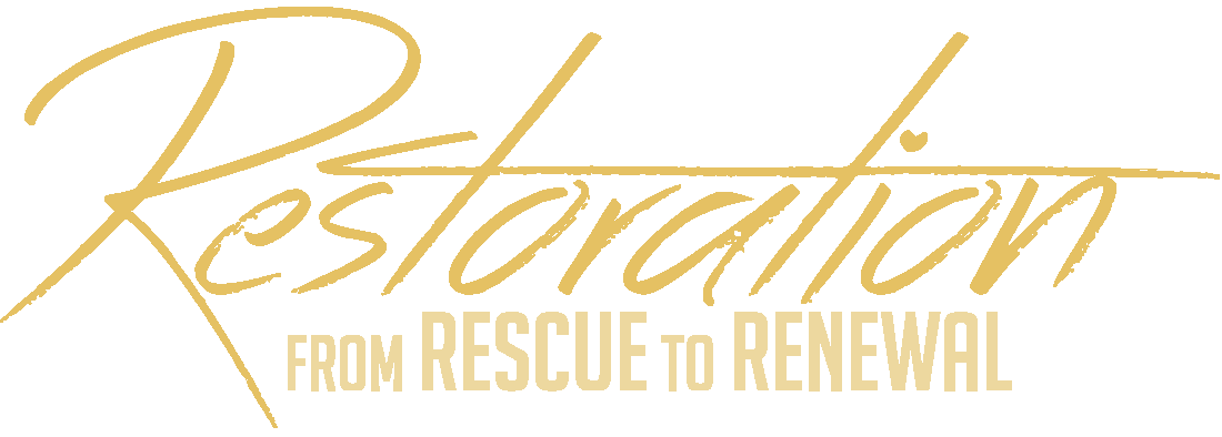 Restore from rescue to renewal